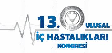13. Ulusal İç Hastalıkları Kongresi
