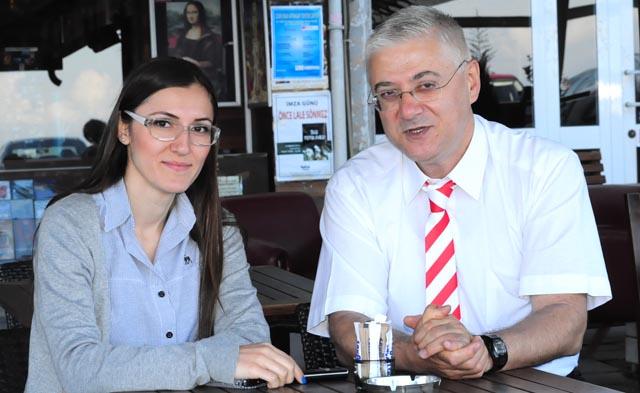 İzmir Tabip Odası Başkanı Op. Dr. Suat Kaptaner