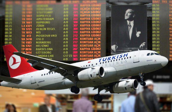 Türk Hava Yolları ile Rötarlı Uçuş