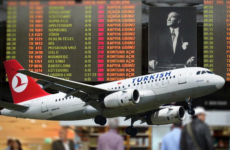 Türk Hava Yolları ile Rötarlı Günler