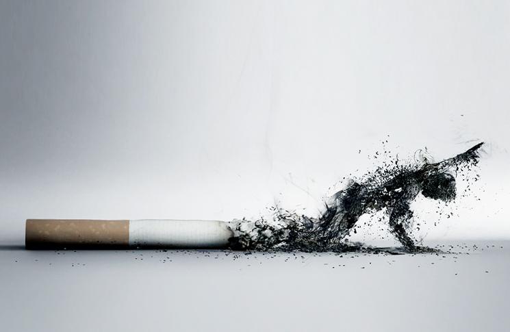 Bir Sigara Yakarak, Hayatınızı Yakmayın
