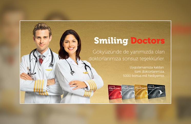 THY'den Doktorlara Özel Uygulama