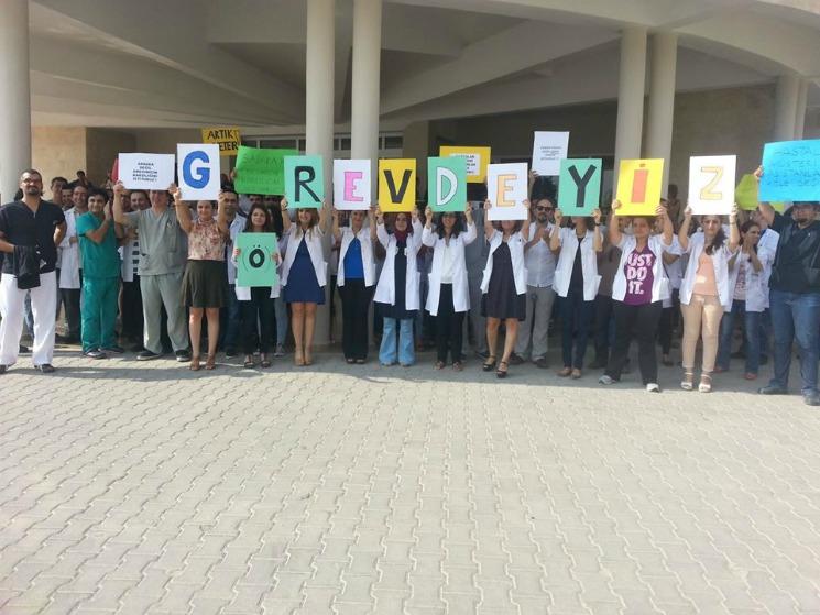 Mersin Üniversitesi Grevde!!! Peki Neler Oluyor?