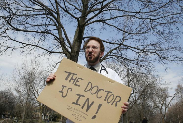 Doktorlar Hata Yapar! Dr.Brian Goldman (Video)