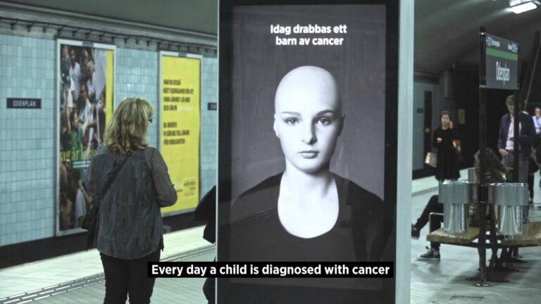 Çocuklardaki Kansere Dikkat Çeken Müthiş Reklam Filmi!